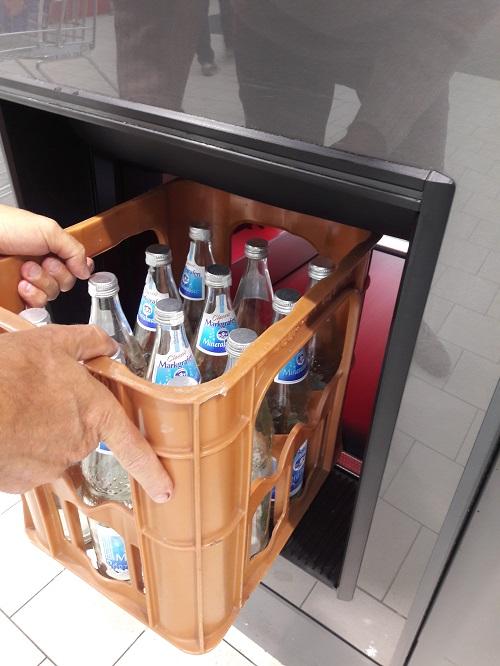 retour des bouteilles vides en allemagne 3